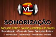 Carro de Som em Florianópolis, Norte da Ilha,  - VL  SOM VOLANTE - Carro de Som  Florianópolis