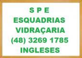 S.P.E SERRALHERIA EM INGLESES - ESQUADRIAS E VIDRAÇARIA