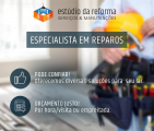 Estúdio da Reforma - Serviços e Manutenções