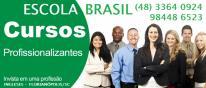 CURSO PROFISSIONALIZANTE EM INGLESES - ESCOLA BRASIL