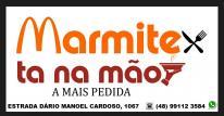 TELE ENTREGA DE MARMITA EM INGLESES - TÁ NA MÃO MARMITEX