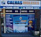 CALHAS E COIFAS EM INGLESES - CALHAS INGLESES