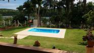 Rancho de 5600m² na Beira D´Água, Represa Miranda, Escriturado
