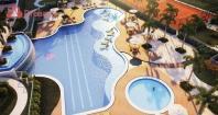 BARRA DA TIJUCA - Apartamento 2 quartos 2 suítes - Condomínio Alphaland